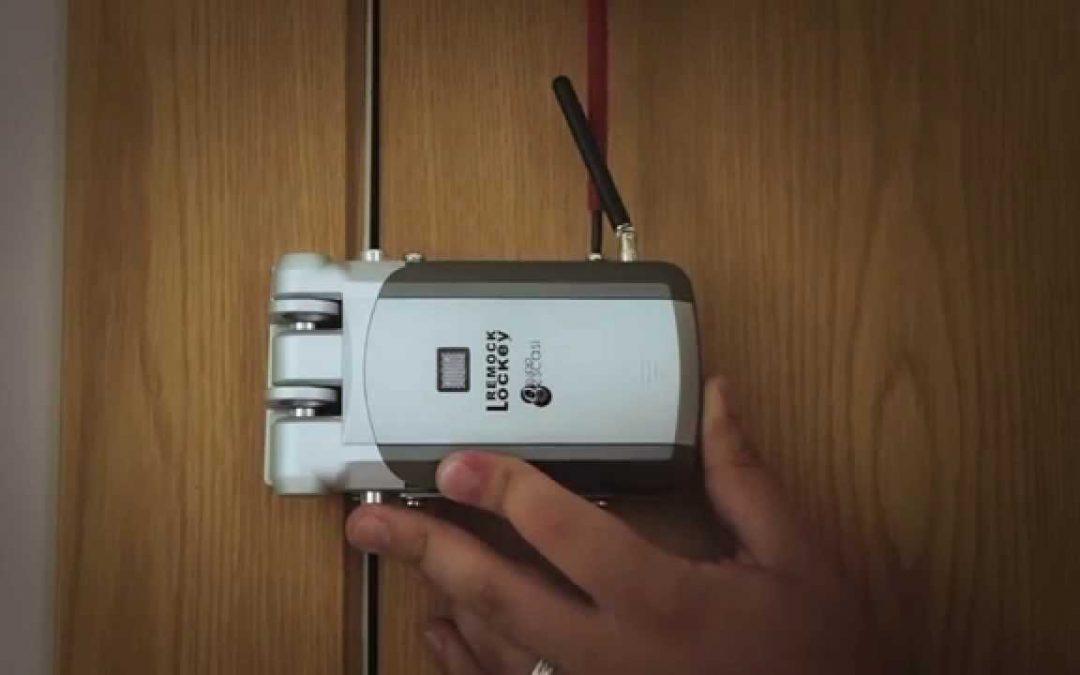 ¿Cerraduras invisibles? ¡Más seguridad a vuestro hogar!
